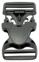 DuraFlex Klickverschluss /Klippverschluss Steckschließer für Gurtband 50mm 3pkt