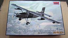Pilatus PC-6 B2/H4 Turbo Porter     1/48  Roden  # 449