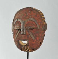 Rare masque YELA MBOLE BAMBOLE Mask Congo Rdc African Tribal Art Africain 1311