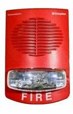 New listing 1 Nib Simplex 4906-9151 S/V M-C Non Addressable Red Wall