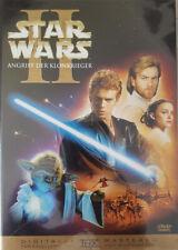 Star Wars Episode II - Angriff der Klonkrieger (2002) DVD RC2