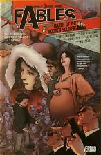 """Fables Vol 4 """"March of the Virgin Soldiers"""" TP GN  (2004) FREE Postage"""