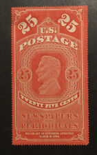 TDStamps: US Newspapers Stamps Scott#PR7 Unused H NG Thin