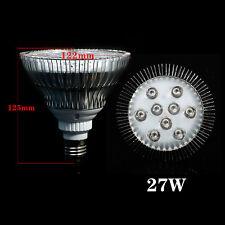 AMPOULE LED 27W Lampe Plante Floraison  croissance Hydroponie aeroponie bonsai