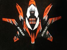 kit deco moto complet KTM 125 250 450 SX SXF 11-12 CE5264