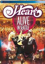 Heart - Alive in Seattle (NEW DVD)