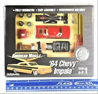 NEW SEALED 2000 Ertl American Muscle '64 Chevy Impala 1-64 Die Cast Model Kit