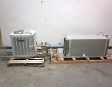 Trane 4-Ton 3-Ph 10A AC Condensing Unit + Air Handler 480-PSI Outdoor Split R-22