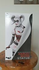 Arkham Asylum Harley Quinn Statue Batman 1st Edition DC Collectible