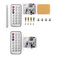 Bluetooth 4.1 Audio Module Receiver Microphone Amplifier USB TF FM MP3 FLACT2