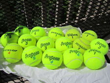 45 Good Used Tennis Balls, Dog Toys,Court Practice,Floor Scuff,Massager,Jar Grip