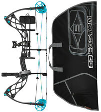 New 2019 Diamond Bowtech Womens Carbon Knockout Bow Package Cf Black Rh 50#