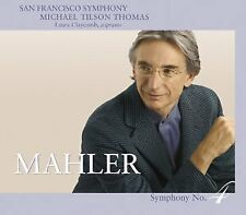 San Francisco Symphony and Michael Tilson Thomas - Mahler Symphony No 4 [CD]