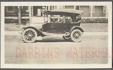 Vintage Car Photo Roadside 1920 Dodge Automobile 707588
