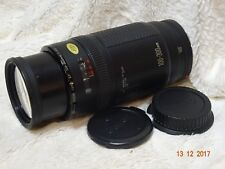 Canon EF 100-300mm F5.6  macro version see pictures excellent condition + caps