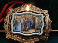2011 Whitehouse Historical Society 50th Anniversary Christmas Ornament NEW
