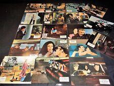 SAFARI DIAMANTS m drach trintignant rare jeu 18 photos cinema lobby cards 1966
