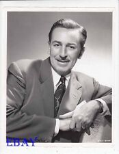 Walt Diney VINTAGE Photo