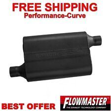 """Flowmaster Original 40 Series Exhaust Performance Muffler 3"""" O/O 43043"""