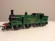 HORNBY SOUTHERN SR 0-4-4 CLASS M7 TANK LOCO 328