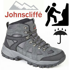 Johnscliffe Unisex Andes II Suede Hiking Boots Waterproof Leather Hillwalking