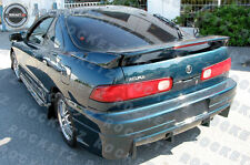 94-01 Acura Integra 3PC LOW Trunk Spoiler Rear Wing w/ LED for 2DR USA CANADA