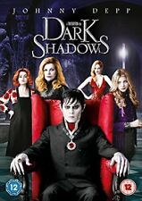 Dark Shadows [DVD][Region 2]