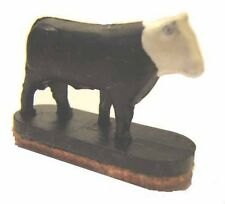 BLACK COW for American Flyer 771 STOCKYARD S Gauge Scale Trains Parts
