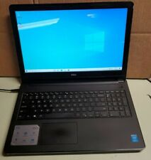 New listing Dell Inspiron 15 3558/i3-5015U-2.10Ghz/4G Ram/250G Ssd/Win10 Home/No Pwr Crd