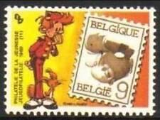 Belgium**SPIROU-from TINTIN MAGAZINE-1988-BD-BANDE DESSINEE-CARTOON-ROBBEDOES