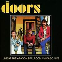 THE DOORS ‎– LIVE AT THE ARAGON BALLROOM CHICAGO 1972 (NEW/SEALED) CD