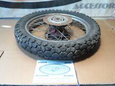 Ruota cerchio pneumatico posteriore Aprilia Tuareg Rally 50 1990-1992