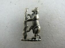 Military Collar Badge QO Warwickshire & Worcestershire Yeomanry British Army