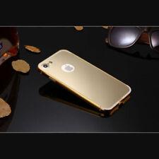 Fundas y carcasas color principal oro metal para teléfonos móviles y PDAs