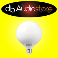 Melchioni 499048350 Lampada LED Globo E27 20W Luce Calda 2700K Lampadina