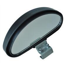 Nero Telaio di plastica specchio punto cieco Grandangolo Vista R4P7