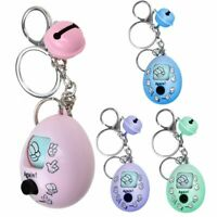 Funny Stone Scissors Paper Egg Pendant Keychain Finger-guessing Game Tool Gift