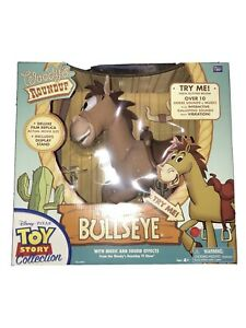 Toy Story Collection BULLSEYE Signature White Label Edition