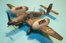 Airmodel Products 1/72 JUNKERS Ju-87 STUKA PERSONNEL PODS Vacuform Conversion