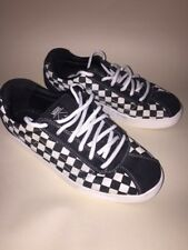 Vans Rowley Slims Checkered Chequered Punk Ska Vans Trainers Limited Edition