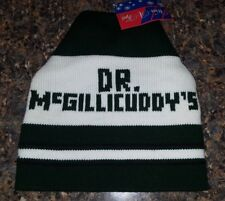Brand new Dr Mcgillicuddys tossle cap beanie winter hat old school deadstock vtg