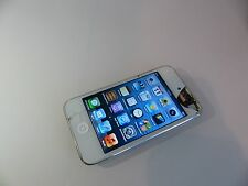 Apple iPod Touch 4. Generation White (8gb) with great leap