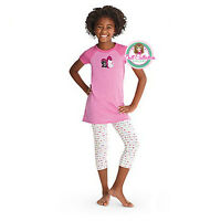 American Girl CL MY AG I LOVE PETS PAJAMAS M (10-12) for Girls Coconut NEW