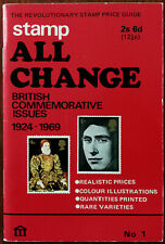 More details for stamp all change british commemorative issues 1924 – 1969 no. 1