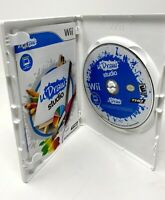 uDraw Studio (uDraw Game Tablet) Disc, case, instructions only Nintendo Wii -