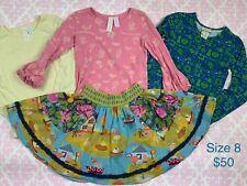 Used Matilda Jane Lot of 4 items - Size 8