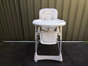 Steelcraft Messina Delux Hi Lo High Chair