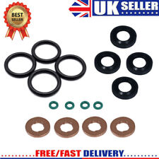 For Ford Fiesta 1.4TDCi Duratorq 4xFuel Injector Seal+Washer+Oring+Manifold Seal