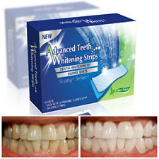 Professional Teeth Whitening Unisex Strips Tooth Bleaching Whiter Whitestrips