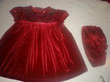 ~CLASSICALLY PRETTY JONA MICHELLE CHRISTMAS DRESS..18 MONTHS....5.99